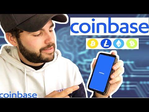 HOW TO BUY BITCOIN 2021   For Beginners   Coinbase Walkthrough