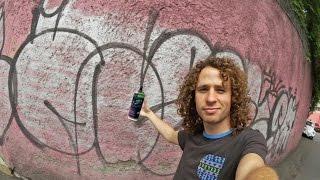 ¿ARTE o VANDALISMO? | Un día con un grafitero