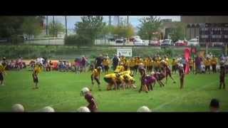 Amazing 13 yr old (8th grade) Running Back Highlights Damian Diaz 2012 Fullerton Ramblers