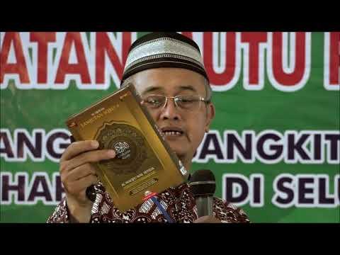 Presentasi karya karya terbaru Team Tadarrus AMM Yogyakarta
