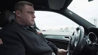 Krzysztof Radzikowski testuje Mercedesa GL 350