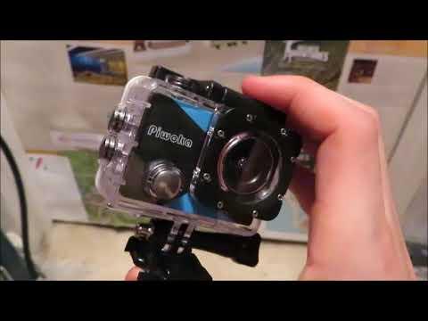 Piwoka Action Camera - Video Test (Cheap Action Camera)