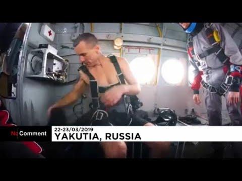 شاهد.. ضابط روسي سابق يقفز بالمظلة شبه عار بدرجة حرارة 50 تحت الصفر!…  - نشر قبل 2 ساعة