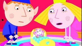 Ben and Holly's Little Kingdom | Holly's New Wand - Valentine's Day Special  | Cartoon for Kids