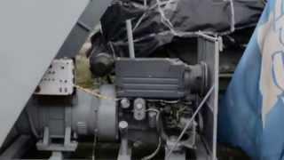 Дизель-генератор, электростанция мощностью 16 кВт. Стационарный.(Дизель-генератор, электростанция мощностью 16 кВт. Двигатель Дойц, генератор ЕСС. Зарекомендовал себя как..., 2015-04-14T16:26:52.000Z)