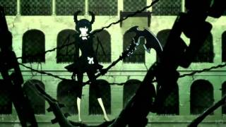 Repeat youtube video Black ★ Rock Shooter: OVA Fight Scenes Compilation