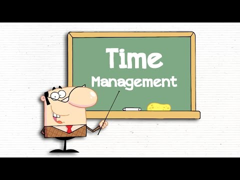 Powerful Lesson On Time Management
