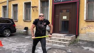 Виктор Блуд Сломал Бейсбольную Биту