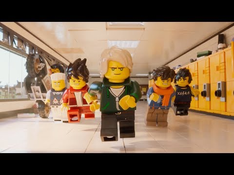 Download Youtube: The LEGO NINJAGO Movie - Trailer 2 [HD]