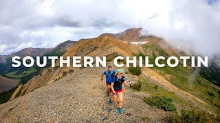 Trail Running in the Southern Chilcotin Mountains