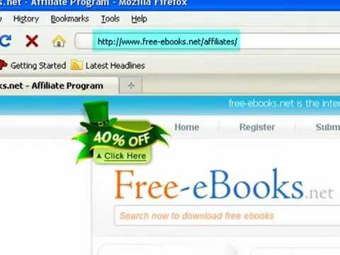 Free Ebooks Net Affiliate Program Flv Youtube