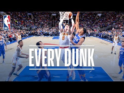 Kris Dunn, Ben Simmons, and All the Dunks From Wednesday Night | November 1, 2017