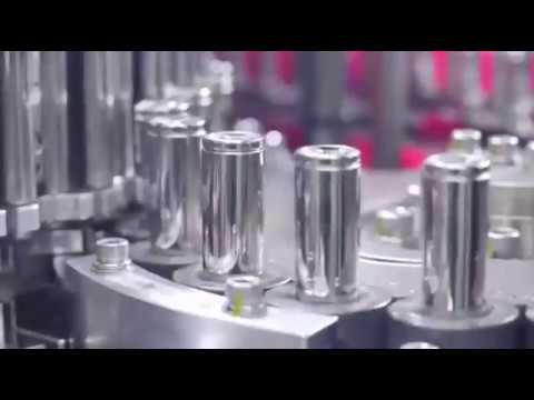 Tesla Gigafactory cylindrical 2170 cell production - Jan 2017