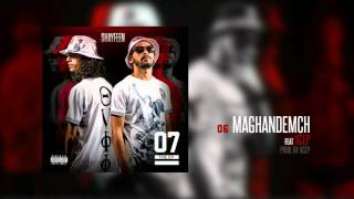 Shayfeen - Maghandemch (feat. XCEP) (Prod. by XCEP & Shobee) [07 the EP]