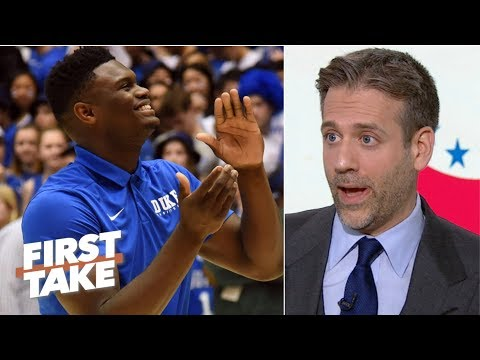 'There's never been an athlete quite like' Zion Williamson – Max Kellerman   First Take