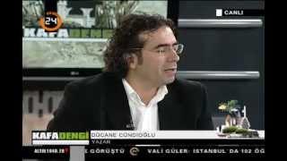 Dücane Cündioğlu, Kafa Dengi, Kanal 24, 30 Ekim 2009