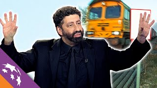 Jonathan Cahn Was Hit by a Train! Then This Happens…