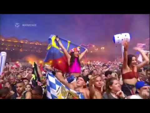 Safri Duo  Played A  NWYR Remix   Tiësto at Tomorrowland 2017