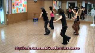 Itaewon Freedom Line Dance