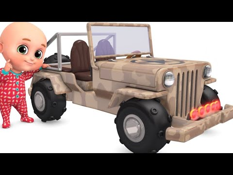 Police Chase -  Car break Traffic Rules - Kids Toys Unboxing Surprise Toys for Kids
