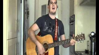 Kasabian - L S F (Lost Souls Forever) - Acoustic - Cover