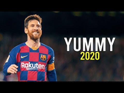 Lionel Messi ► Yummy - Justin Bieber ● Skills & Goals 2020 | HD