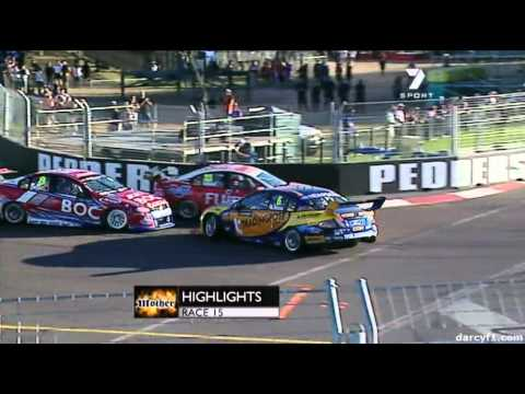 V8 Supercars Race 15 at Townsville Highlights 2011