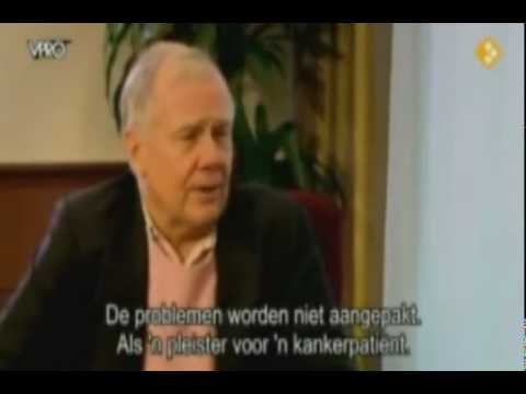Jim Rogers Interview - Capitalism Not Allowed to Work - 1 of 2