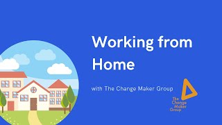 Home Working Top Tips 8 JuFe