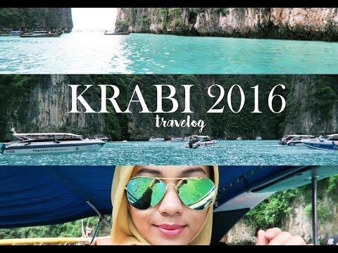 KRABI 2016 | 10 THINGS TO DO AT KRABI
