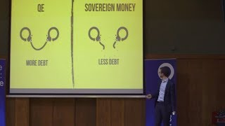 How to Fuel the Economy Without Increasing Debt, through Sovereign Money