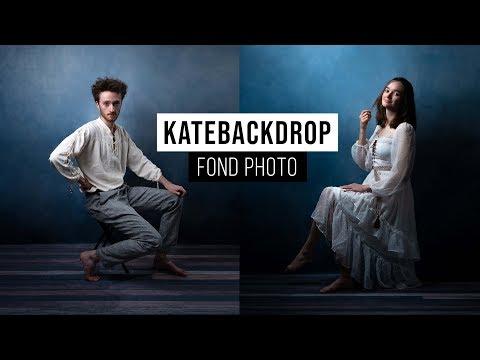 Test et Avis FONDS STUDIO PHOTO Katebackdrop