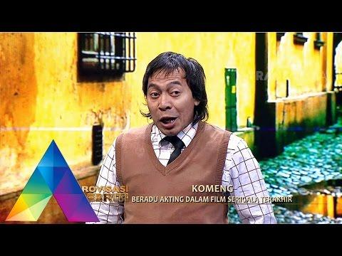 IMPROVISASI SELEBRITI - Komeng Marah Sama Vino G Bastian Part 4/7