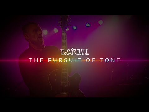 """Ernie Ball: The Pursuit of Tone - Billy Duffy """"Rick Rubin Simplifies the Sound"""""""