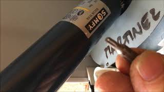 Comment remplacement le condensateur du moteur d'un volet roulant électrique