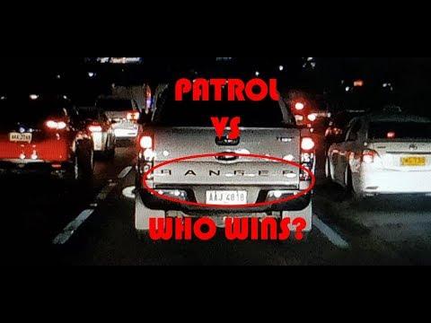 A Ranger vs Police Patrol