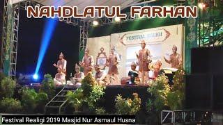 Marawis Nahdlatul Farhan #H10 - Al kaunu adhoa