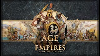 Gameplay Age Of Empires Definitive Edition