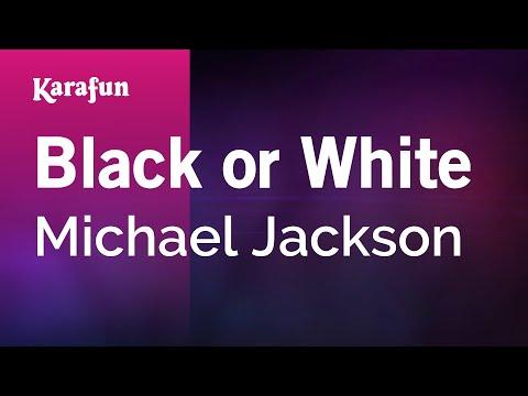 Karaoke Black Or White - Michael Jackson *