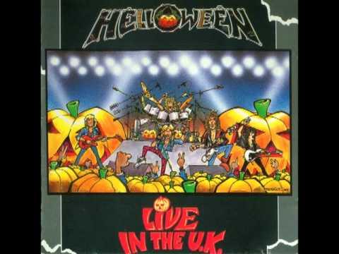 Helloween - I Want Out (live in UK) (John Dokken)