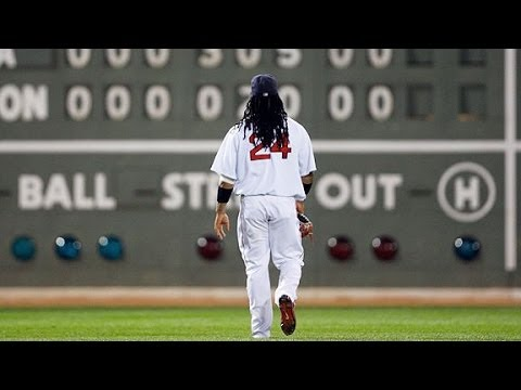 Manny Ramirez Career Highlights