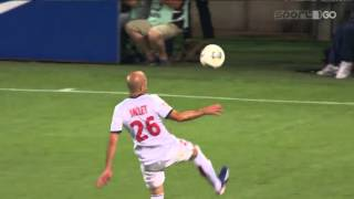 Amazing Ball Control Jallet vs. Montpellier
