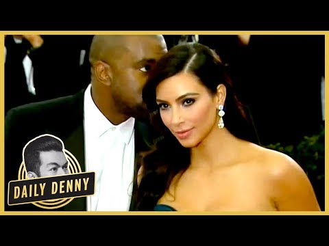 Kim Kardashian and Kanye West's Baby Girl At Home 'Bonding' But What's Her Name? | Daily Denny