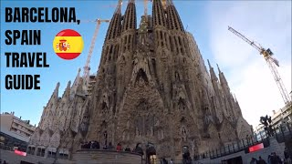 Gambar cover The Barcelona, Spain Travel Guide