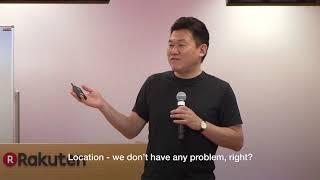 [RNN] Hiroshi Mikitani at Rakuten Technology Conference 2017