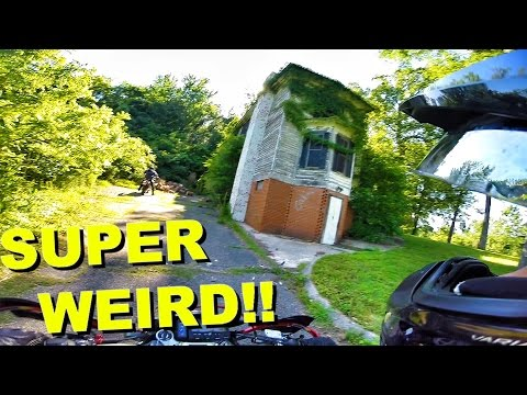 ABANDONED HAUNTED HOUSE IN THE MIDDLE OF NOWHERE!!