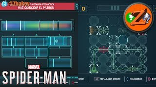 Marvel S Spider Man Ps4 Stage 2 Intracranial Interface Circuit Project 9