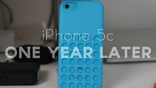 iphone 5c one year later