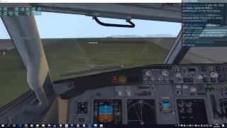 Полёты в X-Plane 11 на B738. ULLI - UUWW. Пулково - Внуково. Пробуем B738 Zibo mod