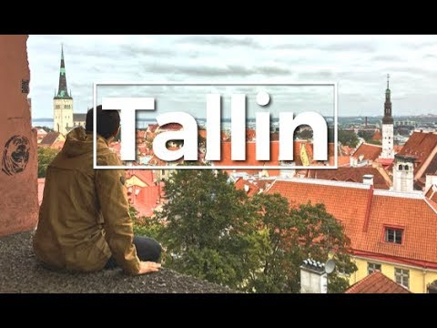 TALLIN ESTONIA - La Moderna Ciudad De REVAL